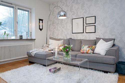 Квартира в оттенках серого – как его применить?