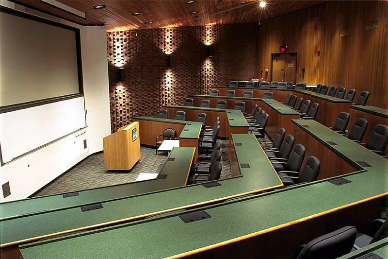 Amphitheater 101  Management Education Center  Eli Broad
