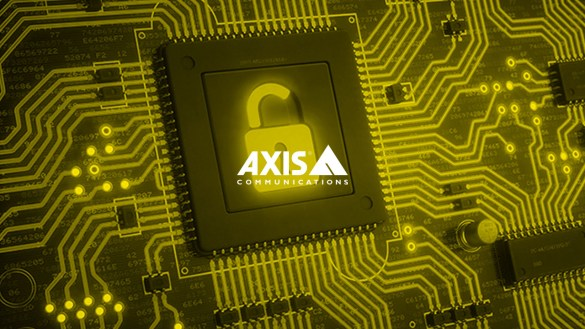 Axis Addressing the Cyber Security Threats from Physical Security
