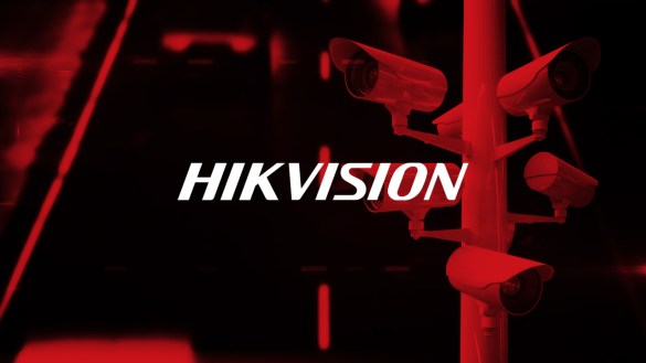 Hikvision Discusses Preparing for Security Breach