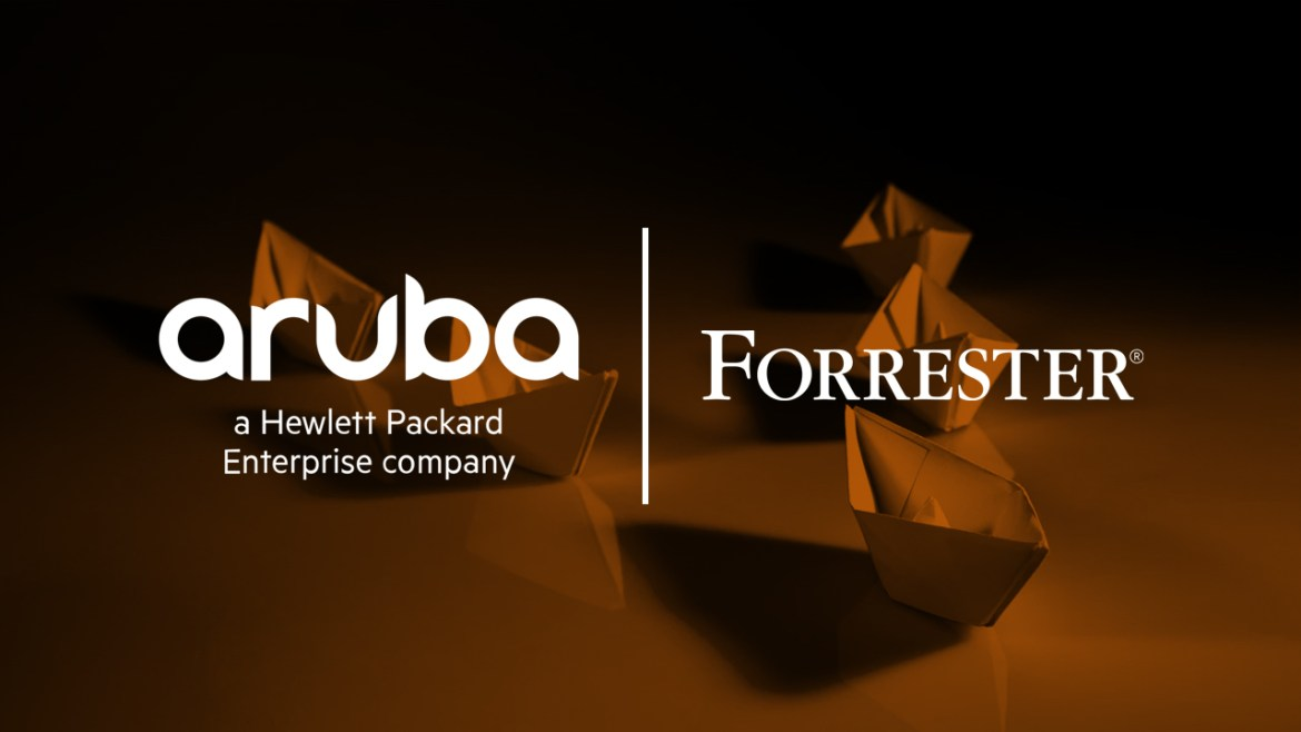 Aruba Recognized As Sole Leader in Forrester New Wave