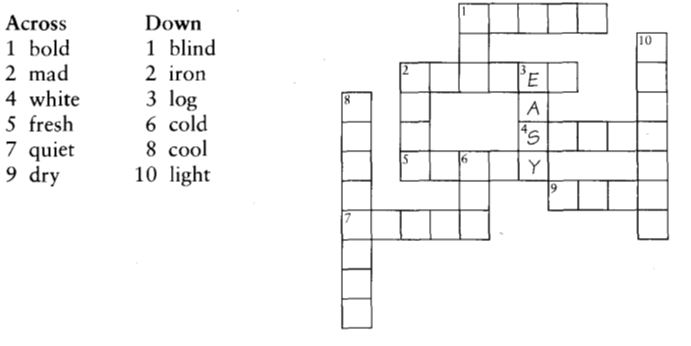 simile crossword