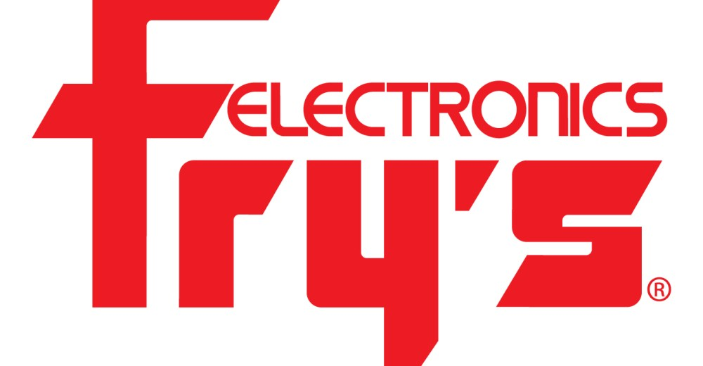 Welcome Fry's Electronics 34 Stores