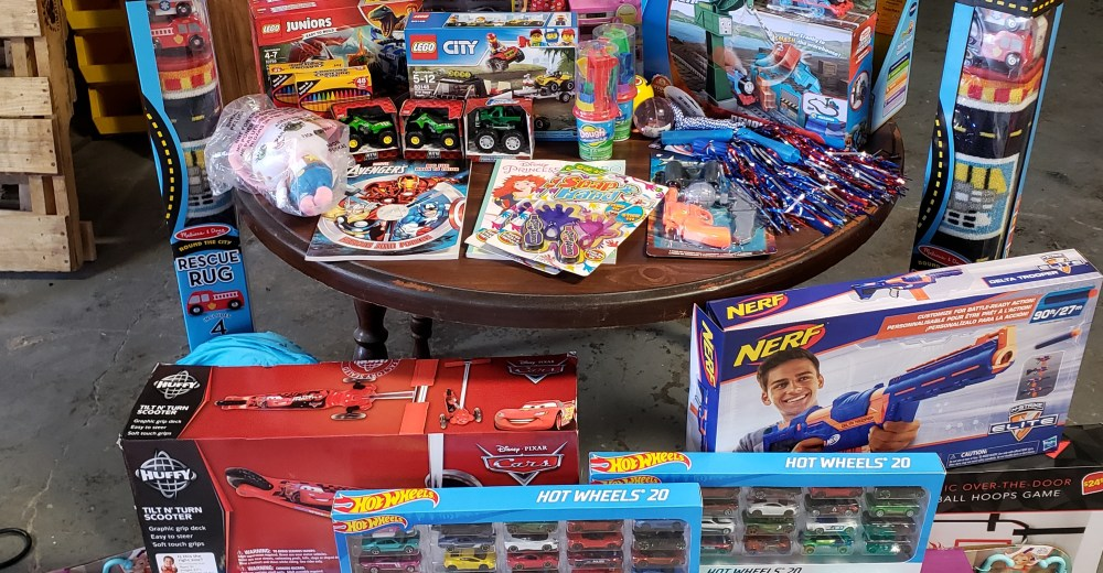 4 Toy Drive Sound-off's This Weekend