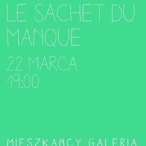 Action # 5 // exhibition: DESPITE THE BAG'S LACK / Coraline Guilbeau, Margaux Paturel, Alice Hauret-Labarthe, Yasmina Rakkaby