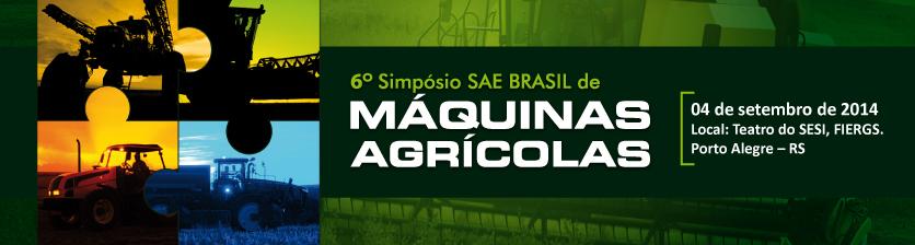Simpósio SAE Brasil de Máquinas Agrícolas