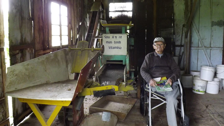 Prêmio de Inovação em Máquinas Agrícolas - Afubra/Nimeq 2014