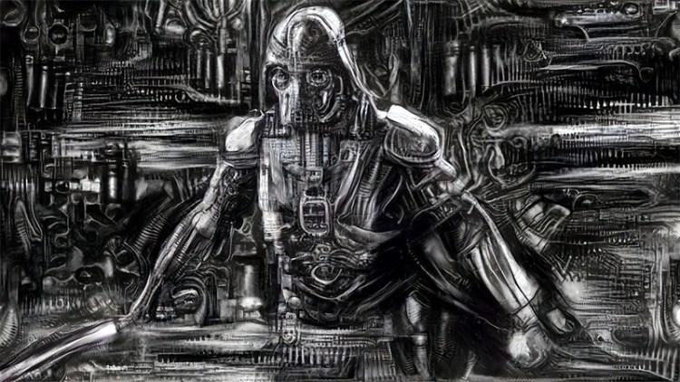 Exposición de H.R. Giger en CDMX