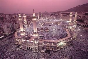 How to visit Mecca