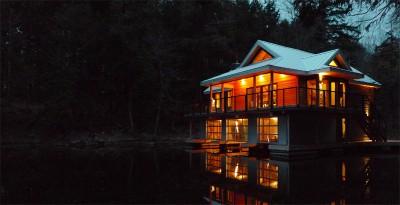 10 envy-worthy muskoka boathouses   @meccinteriors   design bites