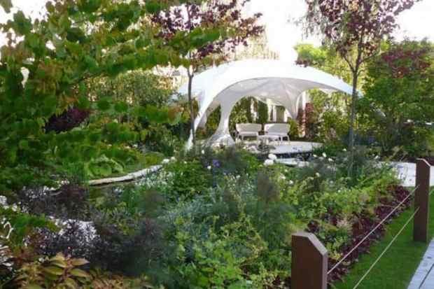 garden shelter ideas from oz | mecc interiors inc.