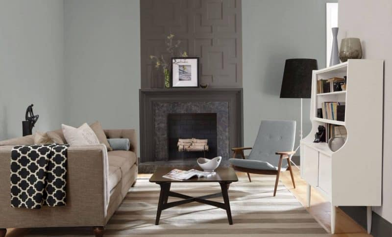 5 cosy living room colours from sherwin-williams