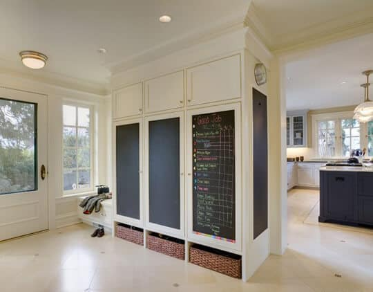 chalk up your doors   @meccinteriors   design bites