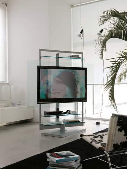 18 TV room dividers that increase privacy and functionality | @meccinteriors | design bites