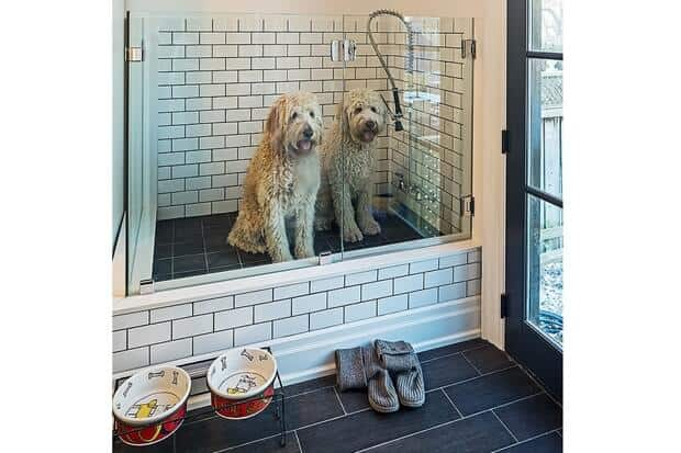 5 practical tips for designing a home dog-washing station