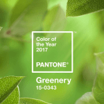 a fresh, vibrant renewal for 2017 with pantone's greenery