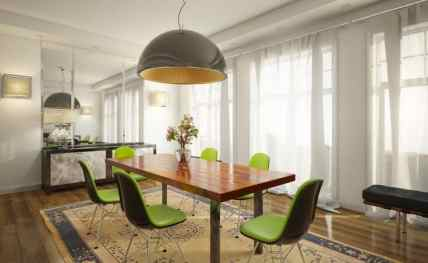 adding green welcomes life and energy at home   @meccinteriors   design bites