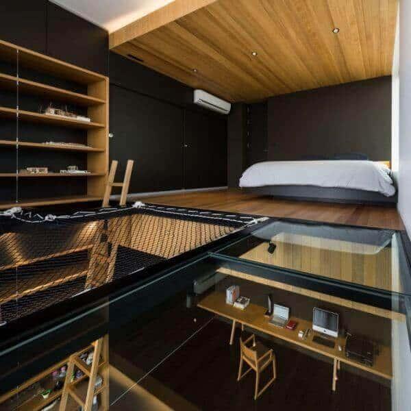 tuesday trending: the relaxed comfort of net flooring | @meccinteriors | design bites