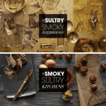 tuesday trending: smoky celebrates the warmth & earthiness of nature | @meccinteriors | design bites