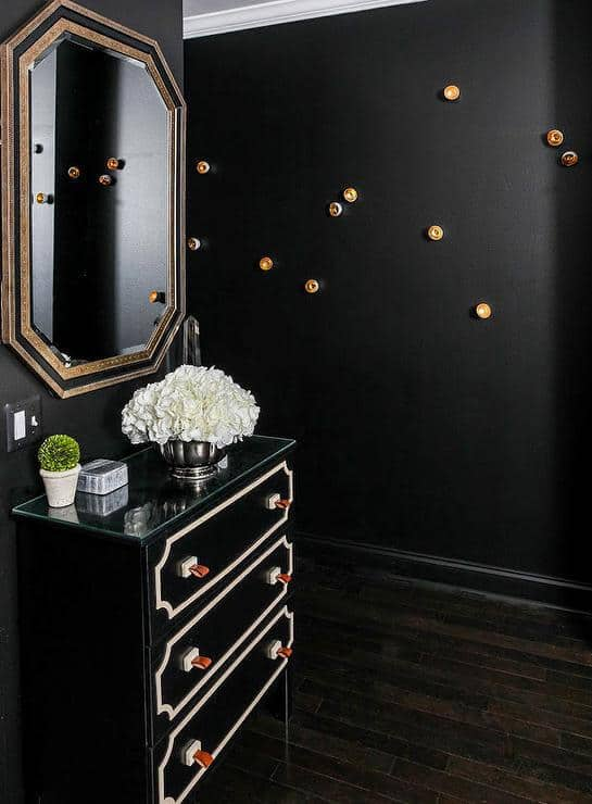 the best blacks to create classic, polished interiors | @meccinteriors | design bites