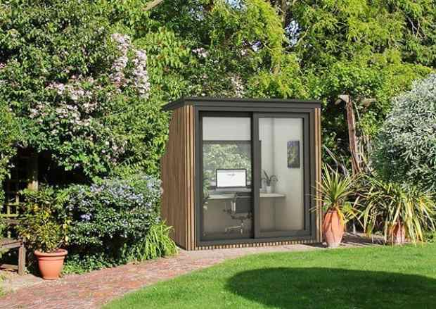 15 garden sheds that offer high style versatility for Outdoor office ideas