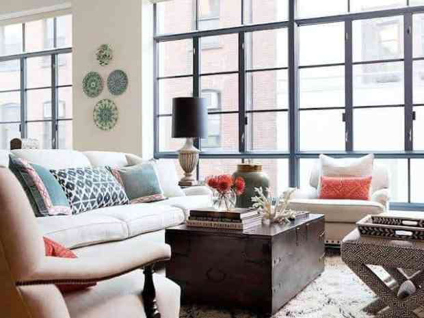 introducing compelling patterns to your fall décor | @meccinteriors | design bites