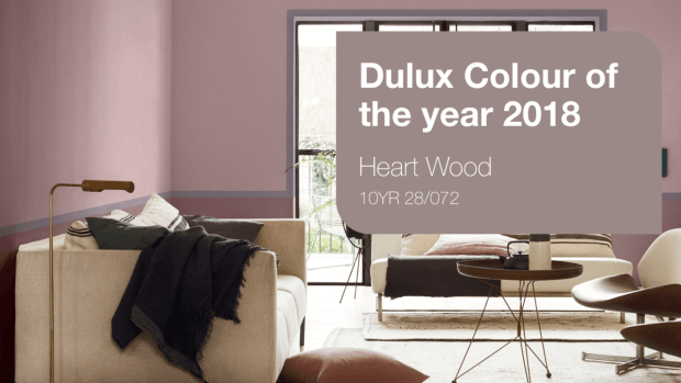 heart wood is a beautiful warm pink | @meccinteriors | design bites