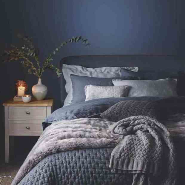 Fall in love with these 5 winter approved bedrooms mecc for Bedroom inspiration john lewis