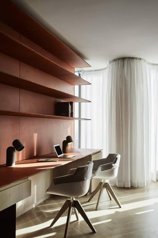 a chic remodel at melbourne's freshwater place apartment | @meccinteriors | design bites