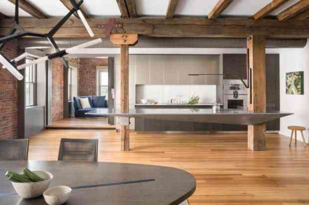 classic, industrial & edgy makes for a high style loft | @meccinteriors | design bites