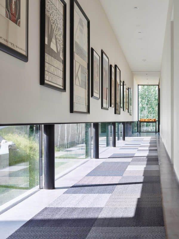 make your hallway a destination to enjoy | @meccinteriors | design bites