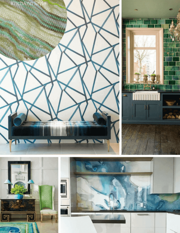 pantone shares the 2019 home+interiors go-to colours | @meccinteriors | design bites