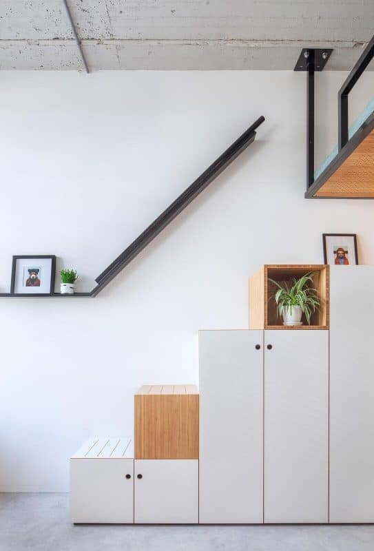 a fantastic, super livable dorm room | @meccinteriors | design bites