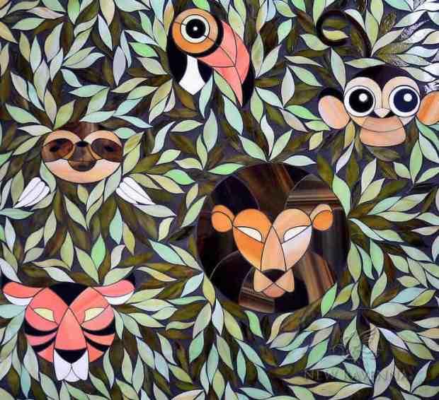 playful new tiles explore the essence of childhood | @meccinteriors | design bites