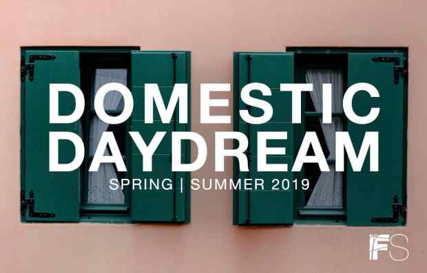 #tuesdaytrending: get simple with domestic daydream | @meccinteriors | design bites
