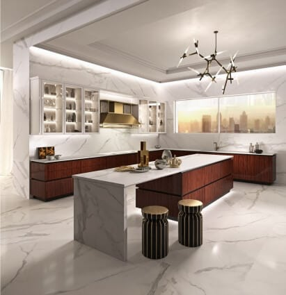 elegante bespoke is perfect for luxury modern kitchens ...