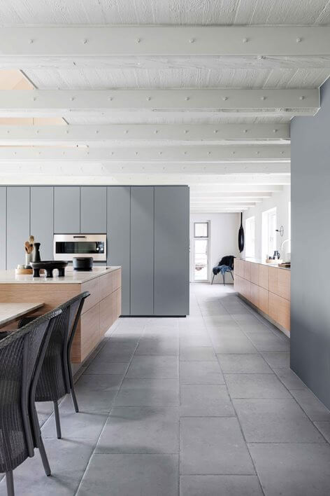 the desire for simpler kitchens | @meccinteriors | design bites