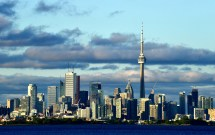 Cbc Toronto Skyline And Urbantoronto
