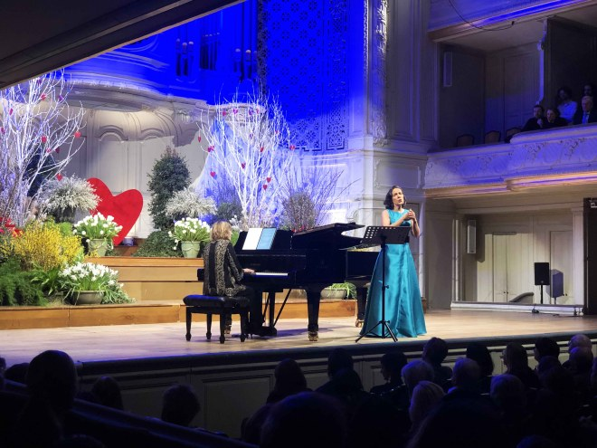 Concert Béatrice Uria-Monzon