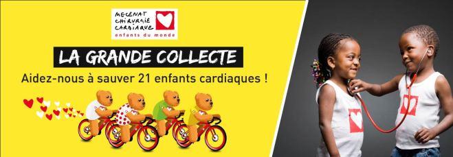La Grande Collecte du Tour de France