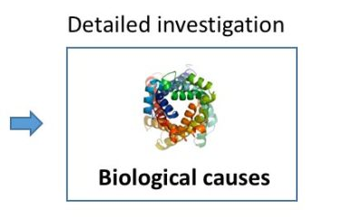 Biological causes graphic