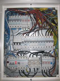 Πιστοποίηση ηλεκτρολογικής εγκατάστασης αρτοποιείου στους Αγίους Αναργύρους