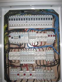 Πιστοποίηση ηλεκτρολογικής εγκατάστασης πολυώροφου κτιρίου γραφείων - Μεταμόρφωση