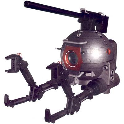 RG-79 Ball Gundam Evolve version