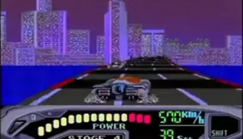 10 years ago, I wasn't supposed to be playing Outrun 2