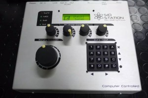 This is a synth based on a C64 soundchip