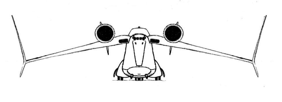 McDonald Douglas VC-38 Locust V/STOL Cargo Aircraft