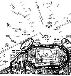 vf 1 block 6 valkyrie 3mccs 2 cockpit fighter 5 [ 3904 x 3184 Pixel ]