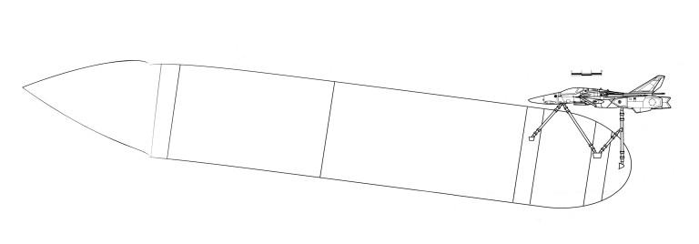 VF-1 Valkyrie Veritech Fighter technical illustrations