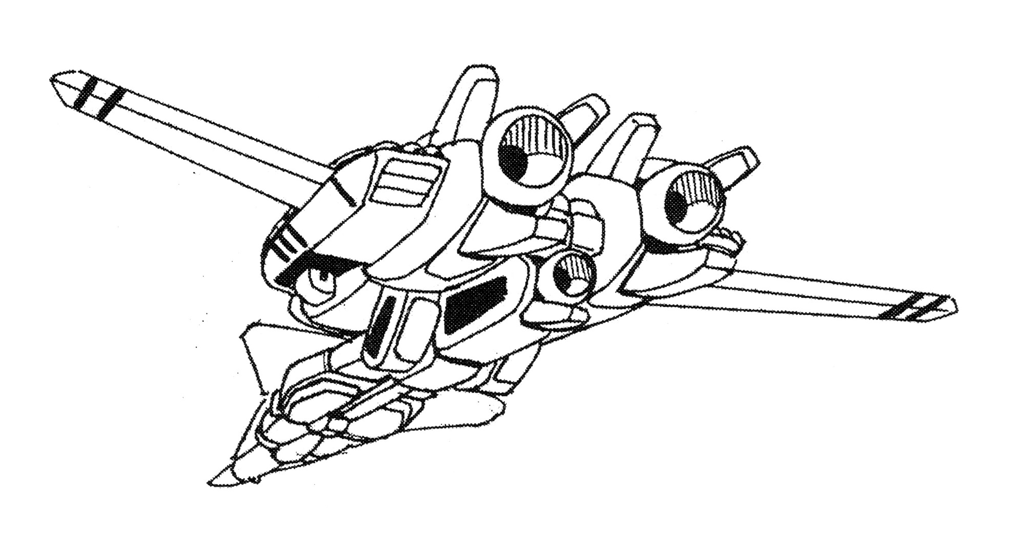 Maxwell Dynamics/Shimada Enterprises Legioss Veritech